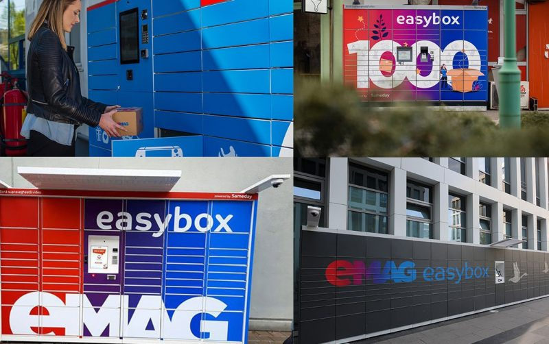 easybox by emag